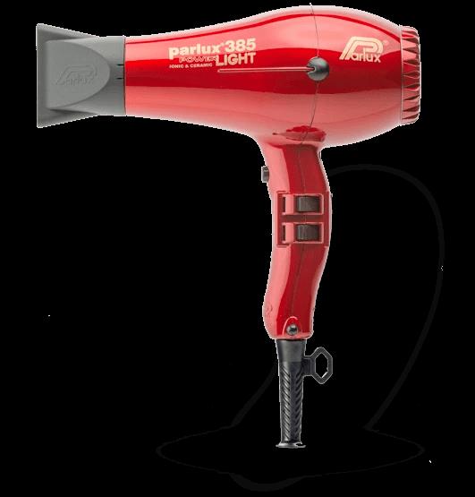 Parlux 385 Powerlight Red