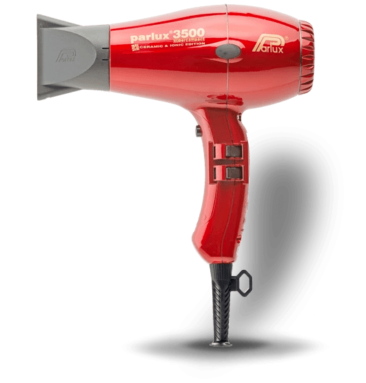Parlux 3500 Supercompact Red